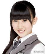 2012年NMB48プロフィール 篠原栞那 2