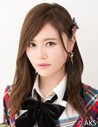 2018年AKB48プロフィール 込山榛香