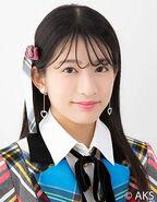 2018年AKB48プロフィール 竹内美宥