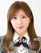 2019年AKB48プロフィール 宮崎美穂