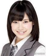 2012年NMB48プロフィール 松田栞 2