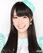 2015年AKB48プロフィール 松井咲子