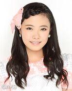 2015年AKB48プロフィール 西山怜那