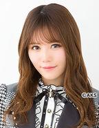 2019年AKB48プロフィール 込山榛香