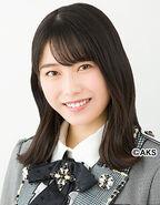2019年AKB48プロフィール 横山由依