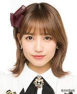 2020年AKB48加藤玲奈