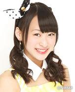 2014年NMB48三浦亜莉沙