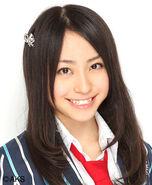 2011年SKE48中村優花