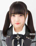 2019年AKB48プロフィール 佐藤美波