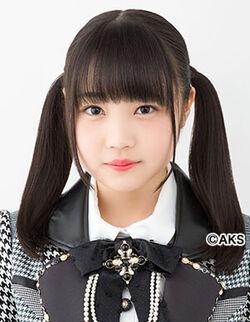 2019年AKB48プロフィール 佐藤美波.jpg