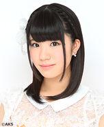 2015年SKE48プロフィール 梅本まどか
