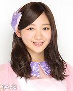 2015年AKB48プロフィール 小林茉里奈