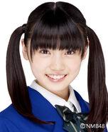 2012年NMB48山本ひとみ