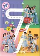 77 no Suteki na Machi e Music Card TYPE A