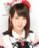 2015年AKB48プロフィール 川栄李奈