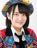 2018年AKB48プロフィール 田口愛佳