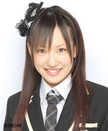 2010年SKE48プロフィール 小野晴香
