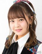 2018年AKB48プロフィール 湯本亜美
