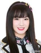 2018年NMB48中野麗来