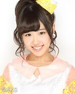 2015年AKB48プロフィール 内山奈月