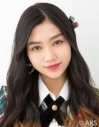 2018年AKB48プロフィール 田野優花