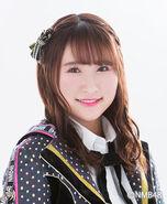 2019年NMB48明石奈津子