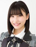 2019年AKB48プロフィール 福岡聖菜