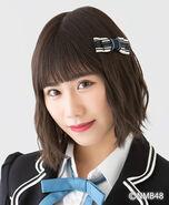 2020年NMB48石田優美
