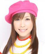 2008年AKB48プロフィール 中西里菜 2
