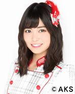 2016年AKB48プロフィール 前田亜美