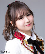 2017年SKE48プロフィール 佐藤すみれ
