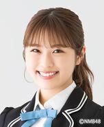 2020年NMB48渋谷凪咲