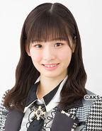 2019年AKB48プロフィール 浅井七海