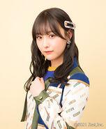 2021年SKE48鎌田菜月