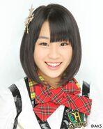 2012年HKT48プロフィール 古森結衣
