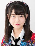 2018年AKB48プロフィール 千葉恵里