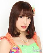 2015年NMB48室加奈子