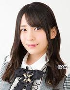 2019年AKB48プロフィール 佐々木優佳里
