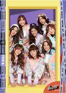 真好呢! Music Card TYPE B