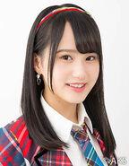 2018年AKB48プロフィール 前田彩佳