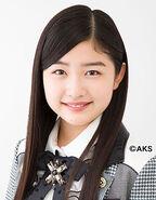 2019年AKB48プロフィール 道枝咲