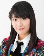 2018年AKB48プロフィール 藤田奈那