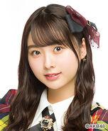 2020年AKB48達家真姫宝