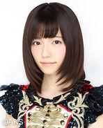2016年AKB48プロフィール 島崎遥香