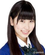 2012年NMB48藤田留奈