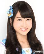 2013年NMB48赤澤萌乃