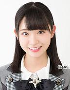 2019年AKB48プロフィール 山内瑞葵