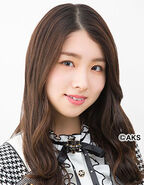 2019年AKB48プロフィール 岩立沙穂