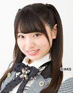 2019年AKB48プロフィール 久保怜音