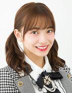 2019年AKB48プロフィール 後藤萌咲